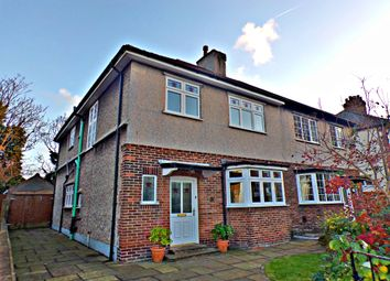 Thumbnail 4 bed semi-detached house for sale in Hesketh Avenue, Bebington, Wirral