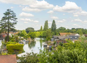 Thumbnail 2 bed flat for sale in Taggs Boat Yard, Thames Ditton, Surrey