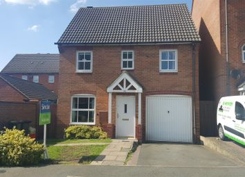 3 bed detached house for sale in Staples Drive, Coalville, Leicestershire LE67