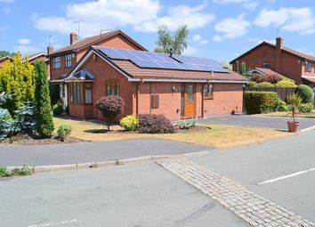 Thumbnail 2 bed detached bungalow for sale in Oaklands Close, Hill Ridware, Rugeley