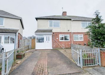 Thumbnail 2 bed semi-detached house for sale in Ninth Avenue, Blyth