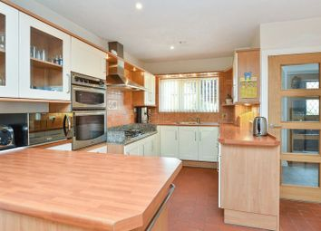 Thumbnail 5 bed detached house for sale in Staple Hall Road, Bletchley, Milton Keynes
