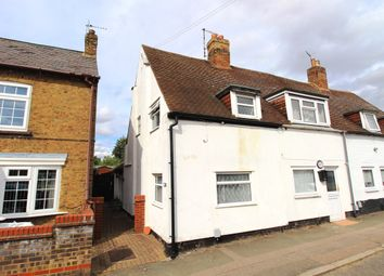 Thumbnail 2 bed end terrace house for sale in Cambridge Road, Sandy