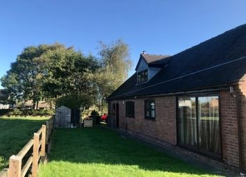 Thumbnail 3 bed barn conversion to rent in Coleorton, Coalville