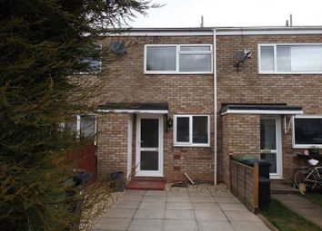 Thumbnail 2 bed terraced house to rent in Blakemore Close, Hereford