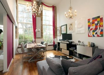 Thumbnail 1 bed flat to rent in Stepney City Apartments, 49 Clark Street, London