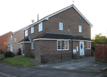 Thumbnail 1 bed end terrace house for sale in Bowes Road, Billingham