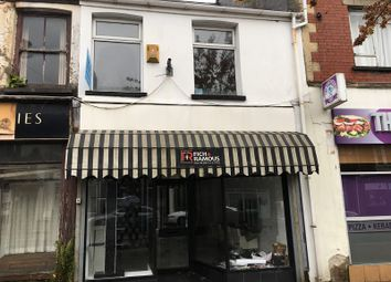 Thumbnail Commercial property for sale in 24 Commercial Street, Maesteg, Bridgend.