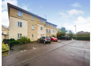 Thumbnail 2 bed flat for sale in Lancaster Gate, Cambridge
