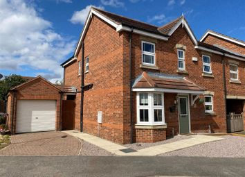 Thumbnail 4 bed property for sale in Stukeley Close, Lincoln