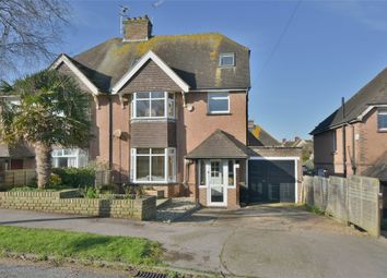 Thumbnail 4 bed semi-detached house for sale in Westville Road, Bexhill-On-Sea, East Sussex