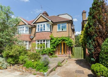 Thumbnail 4 bed semi-detached house for sale in Kinch Grove, Wembley