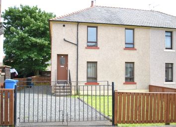 Thumbnail 2 bed flat for sale in Lanrigg Road, Fauldhouse
