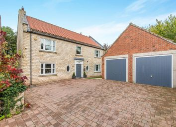 Thumbnail 5 bed detached house for sale in Beech House Croft, Clifton Village, Rotherham