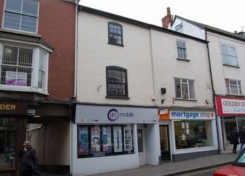 Thumbnail 1 bedroom flat to rent in John Greenway Close, Gold Street, Tiverton
