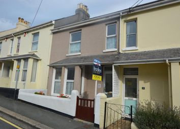 Thumbnail 4 bed terraced house for sale in Victoria Road, Saltash, Cornwall