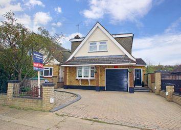 Thumbnail 4 bed property for sale in Felstead Road, Benfleet