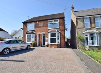 Thumbnail 3 bed semi-detached house to rent in Canterbury Road, Willesborough