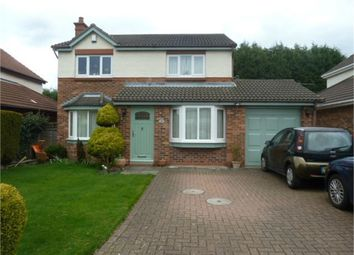 Thumbnail 5 bedroom detached house for sale in Haversham Close, Newcastle Upon Tyne, Tyne And Wear