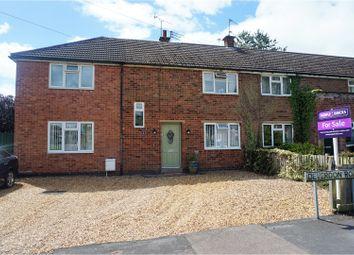 Thumbnail 4 bed semi-detached house for sale in De Verdon Road, Lutterworth