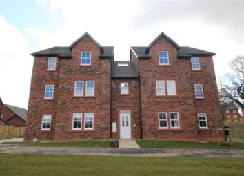 Thumbnail 2 bed flat for sale in Haydock Drive, Carlisle