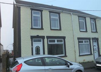 Thumbnail 3 bed semi-detached house for sale in Llwyn Derw Avenue, Maesteg, Mid Glamorgan