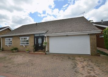 Thumbnail 3 bed detached bungalow for sale in Mill Hill Drive, Bottesford, Scunthorpe