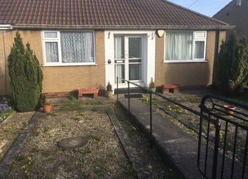 Thumbnail 2 bed bungalow to rent in Vicarage Road, Hanham