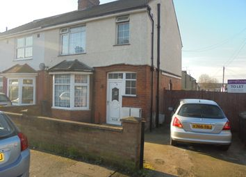 Thumbnail 3 bedroom semi-detached house to rent in Denbigh Road, Luton
