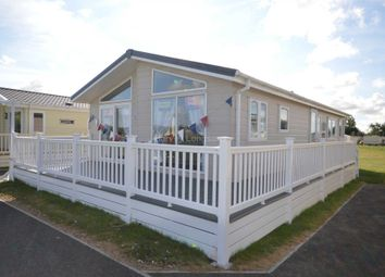Thumbnail 2 bed lodge for sale in Steeple Bay Holiday Park, Canney Road, Steeple, Southminster