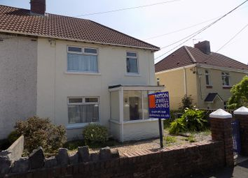 Thumbnail 3 bed semi-detached house to rent in Sycamore Crescent, Baglan, Port Talbot, Neath Port Talbot.
