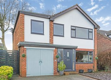 Thumbnail 5 bed detached house for sale in Hall Orchards Avenue, Wetherby