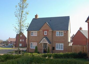 Thumbnail 3 bedroom semi-detached house for sale in Blackthorn Crescent, Brixworth, Northampton