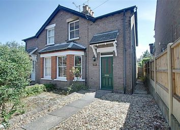 Thumbnail 3 bed semi-detached house to rent in Longfield Road, Tring