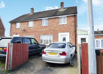 Thumbnail 2 bed semi-detached house for sale in Coed-Y-Graig, Penycae, Wrexham, Clwyd