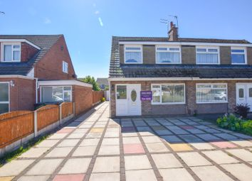 Thumbnail 3 bed semi-detached house for sale in Argyll Avenue, Eastham