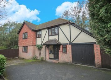 Thumbnail 4 bed detached house for sale in London Road, Forest Row, East Sussex