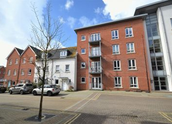 Thumbnail 2 bed flat for sale in Durrell Way, Poole