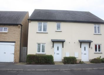 Thumbnail 3 bed semi-detached house to rent in The Poppies, Wool, Wareham