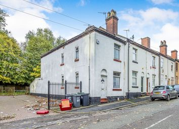Thumbnail 3 bed terraced house for sale in Century Street, Stoke-On-Trent