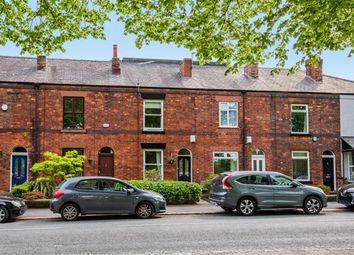 Thumbnail 3 bed terraced house for sale in Greenleach Lane, Worsley, Manchester