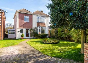 Thumbnail 3 bed detached house for sale in Hunters Way West, Chatham