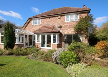 Thumbnail 4 bed detached house for sale in Mill Meadow, Milford On Sea, Lymington, Hampshire