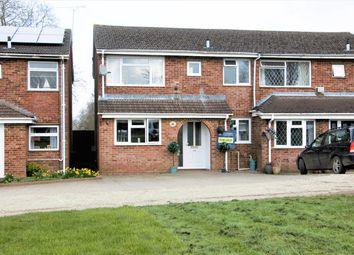 Thumbnail 3 bedroom semi-detached house for sale in Derwent Road, Basingstoke