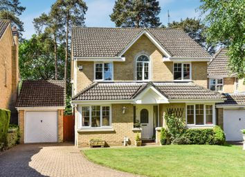Thumbnail 4 bed detached house for sale in Paget Close, Wellington Park, Camberley