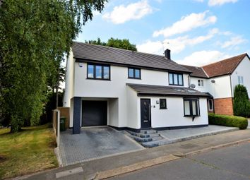 Thumbnail 4 bed detached house for sale in Meade Road, Billericay