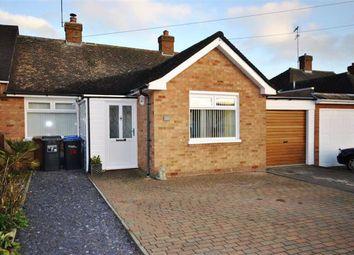 Thumbnail 2 bed semi-detached bungalow for sale in Laburnum Crescent, Abington, Northampton