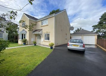 Thumbnail 4 bed detached house for sale in Parc Starling, Johnstown, Carmarthen