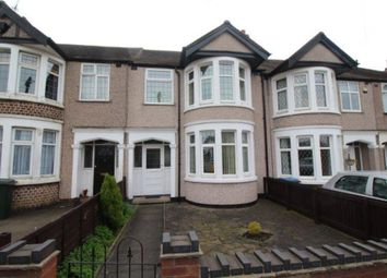 Thumbnail 3 bedroom terraced house for sale in Forfield Road, Coventry