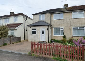 3 bed semi-detached house for sale in Causeway Crescent, Totton SO40